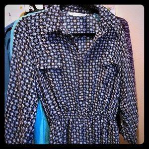 Max studio shirt dress